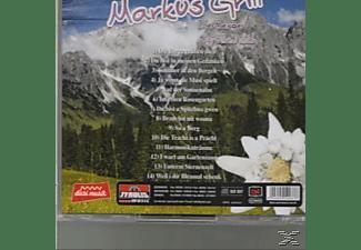 Markus Grill - Die Berge grüßen dich  - (CD)