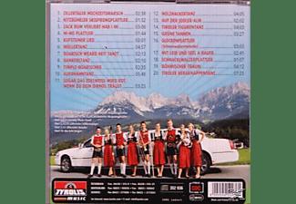 Kitzbüheler Skisprungplattler - Tiroler Abend  - (CD)