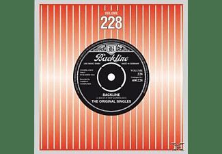 VARIOUS - Backline Vol.228  - (CD)