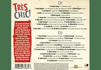 VARIOUS - Tres Chic - Vol. 2  - (CD)