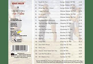 Klaus Tanzorchester Hallen - Happy Valentine's  - (CD)