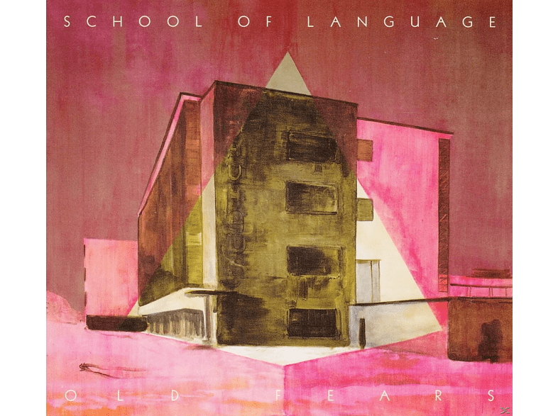 School Of Language - Old Fears [CD]