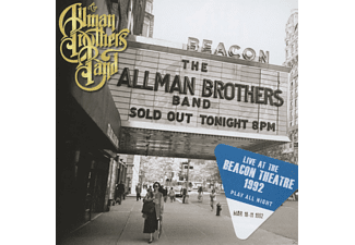 The Allman Brothers Band - Play All Night: Live At The Beacon Theater 1992 - (CD)
