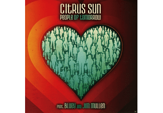 Citrus Sun - People Of Tomorrow  - (CD)
