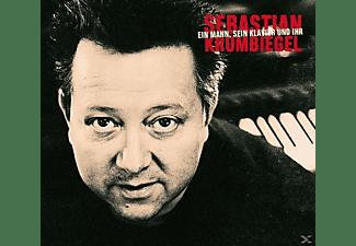 Sebastian Krumbiegel - Ein Mann, Sein Klavier Und Ihr  - (CD)