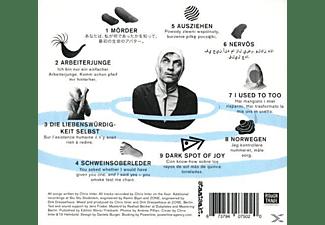 Chris Imler - Nervös  - (CD)