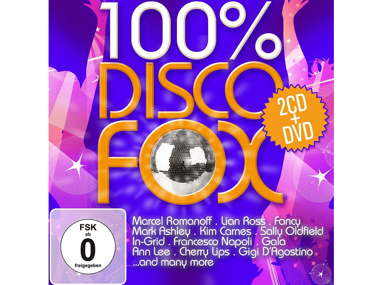 VARIOUS - 100 Disco Fox [CD]