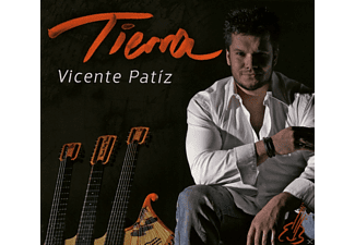 Vicente Patiz - Tierra  - (CD)