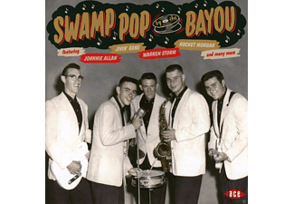 VARIOUS - Swamp Pop By The Bayou  - (CD)