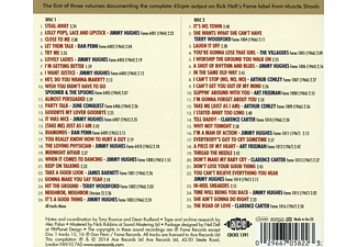 Fame, VARIOUS - The Complete Fame Singles Vol.1 1964-67  - (CD)