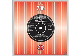 VARIOUS - Backline Vol.236  - (CD)