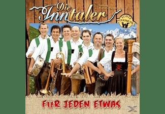 Die Inntaler - Für jeden etwas  - (CD)