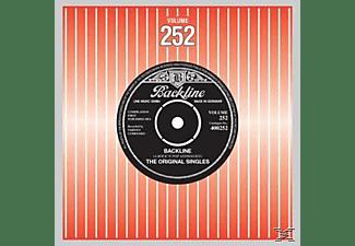VARIOUS - Backline Vol.252  - (CD)