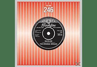 VARIOUS - Backline Vol.246  - (CD)