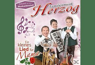 Familienmusik Herzog - Ein kleines Lied für Mama  - (CD)
