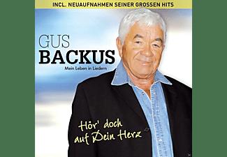 Gus Backus - Mein Leben in Liedern - Hör' doch auf Dein Herz  - (CD)