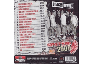 Die Spatzen 2000 - Black And White  - (CD)