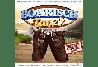 VARIOUS - Boarisch Tanz'n  - (CD)
