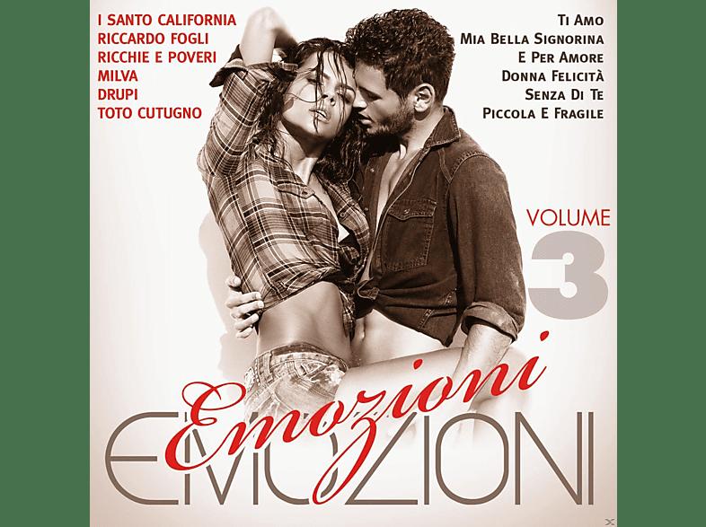 VARIOUS - Emozioni Vol. 3 [CD]