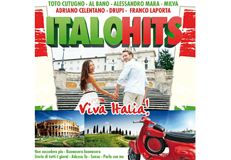 VARIOUS - Italo Hits - Viva Italia! - (CD)