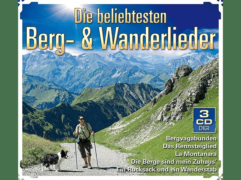 VARIOUS - Die Beliebtesten Berg Und Wan [CD]