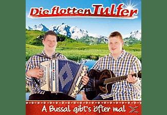 Die Flotten Tulfer - A Bussal gibt's öfter mal  - (CD)