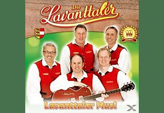 Lavanttaler - Lavanttaler Musi  - (CD)