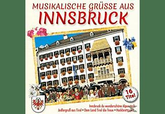 VARIOUS - Musikalische Grüße aus Innsbruck  - (CD)