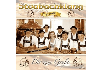 Stoabachklang - Dir zum Gruße-20 Jahre  - (CD)
