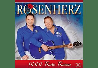 Rosenherz - 1000 rote Rosen  - (CD)