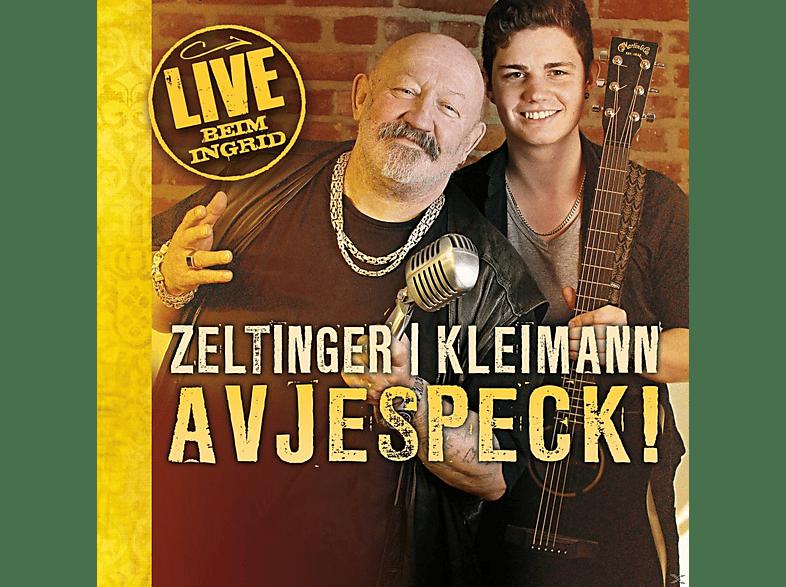 Zeltinger Kleimann - Avjespeck! [CD]