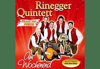 Rinegger Quintett - Am Wochenend  - (CD)