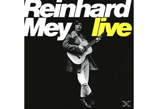 Reinhard Mey - Live  - (CD)