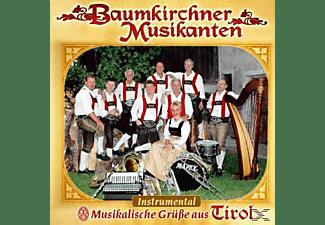 Baumkirchner Musikanten - Musikalische Grüsse aus Tirol  - (CD)