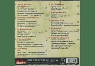 VARIOUS - Der Volkstümliche Hit-mix-folge 1  - (CD)