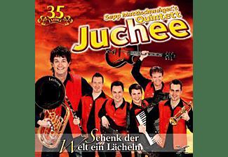 Sepp Mattlschweiger's Quintett Juchee - Schenk der Welt ein Lächeln  - (CD)