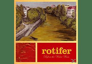 Rotifer - Before The Water Wars  - (CD)