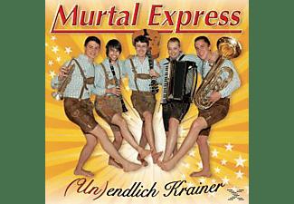 Murtal Express - (Un)endlich Krainer  - (CD)