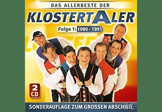 Klostertaler - Das Allerbeste Der Klostertaler - Folge 1:1980-1991  - (CD)