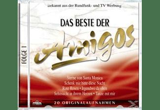 Die Amigos - Das Beste der  - (CD)
