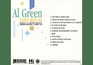 Al Green - Love Ritual  - (CD)