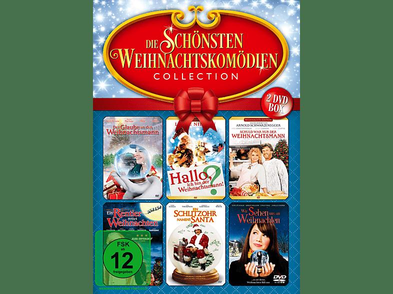 Die schönsten Weihnachtskomödien Collection [DVD]