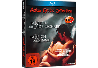 Asian Erotic Collection Blu-ray
