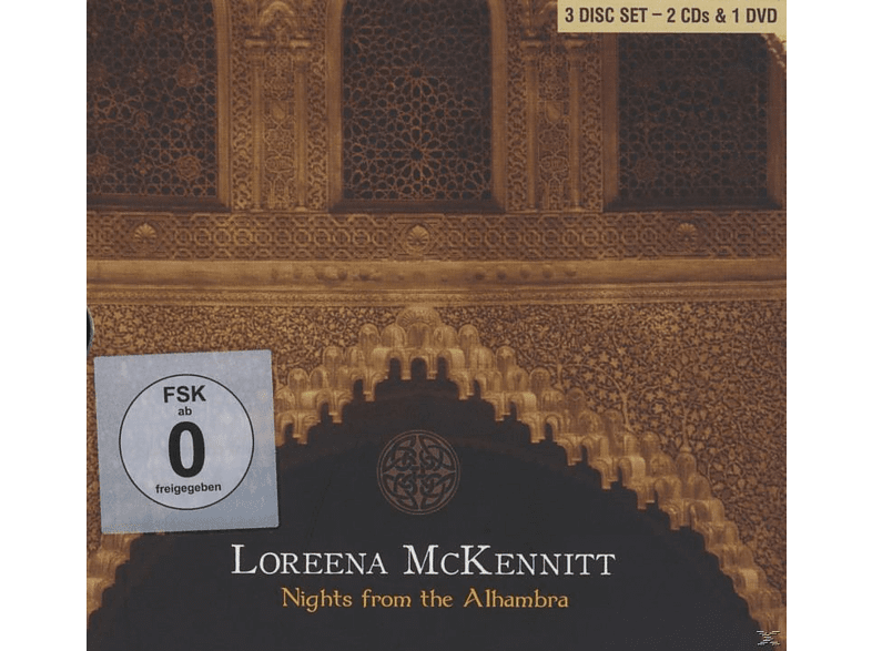 Loreena McKennitt - Nights From The Alhambra (Cd Package) [CD + DVD Video]