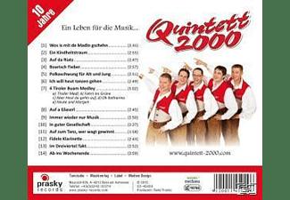 Quintett 2000 - Ein Leben für die Musik...  - (CD)