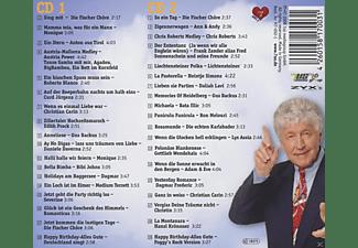 Gotthilf Fischer & Freunde - Die Schönsten Lieder Für Fröhliche Feste  - (CD)