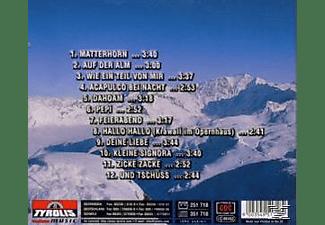 Gletscher Fezzer - Matterhorn  - (CD)
