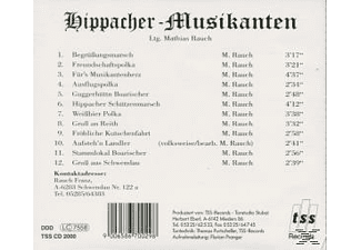 Hippacher Musikanten - Fürs Musikherz  - (CD)