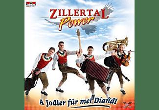 Zillertal Power - A Jodler für mei Diandl  - (CD)