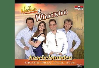 Nadine - Kuschelstunden (Grand Prix 08  - (5 Zoll Single CD (2-Track))
